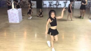 Vòng loại dancesport ( clip demo FLOOR KILLER KIDS)