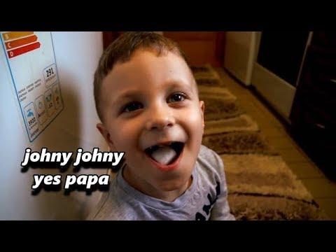 Johny Johny Yes Papa (Balkan version)