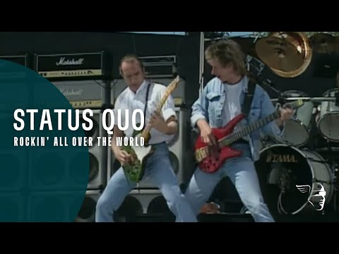 Status Quo - In The Army Now | На гитаре + урок | fingerstyle