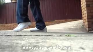 Уроки C-Walk! Элемент Shuffle Hop