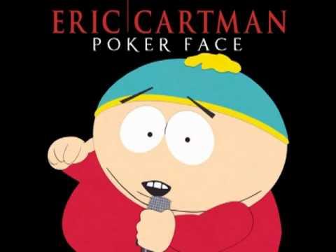 POKER FACE - ERIC CARTMAN (Rock Band Version,HQ Digitally Recorded)