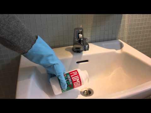 Tette rør på badet