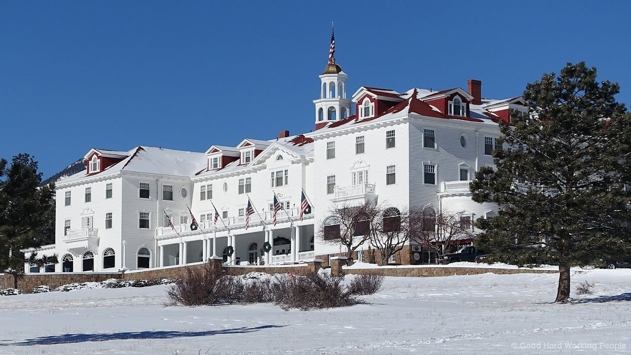The Stanley Hotel In A Colorado Minute Week 245 YouTube