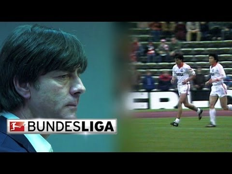 Joachim Löw - Germany's Goalscoring Coach