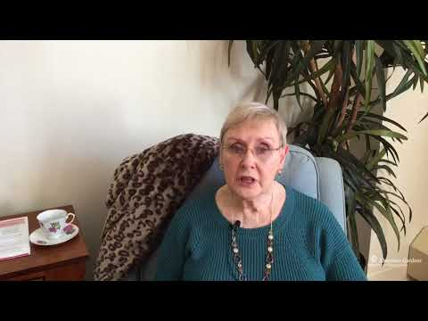 Joan's Story -  Aberdeen Gardens