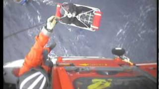 Coast Guard medevacs man from boat 50 miles out to sea from