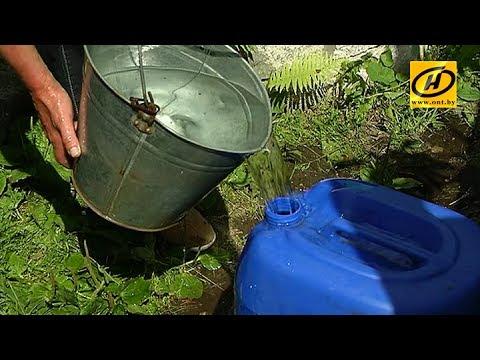 Почему три месяца живут без воды жители четырёх домов агрогородка на границе с Польшей?