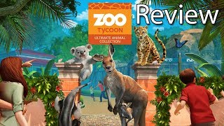 Zoo Tycoon Xbox One X Gameplay Review
