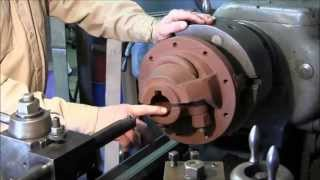 Job Blending Part 2 (Finale): Machining a Drive Hub for a Tractor Axle Shaft
