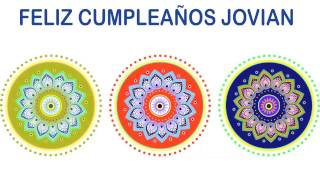 Jovian   Indian Designs - Happy Birthday