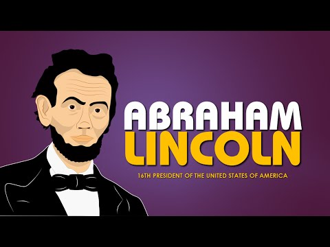Abraham Lincoln Biography (History for Kids) Educational Videos for Students Cartoon Network
