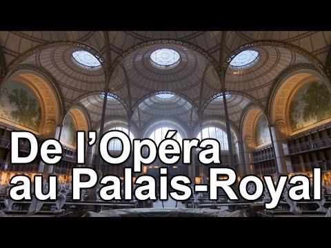De l'Opéra au Palais Royal