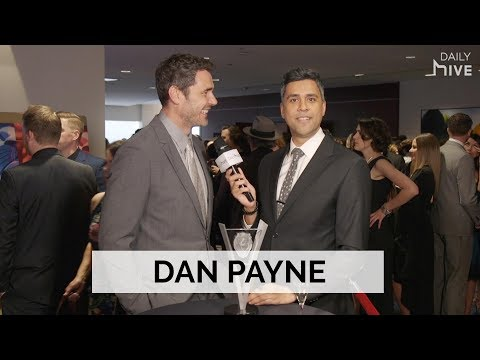 Dan Payne was asked to strip at an audition