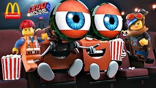 2019 Mcdonalds Lego Movie 2 Happy Meal Toys UK Commercial