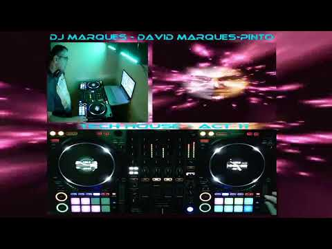 TECH HOUSE ACT 11 - MIXED BY DJ MARQUES