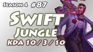 Swift - Jayce Jungle - KR LOL Challenger 610LP