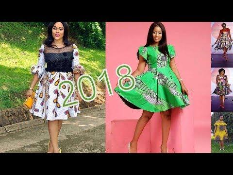 Trending Ankara Styles 2018 Classical African Ankara Gown Styles