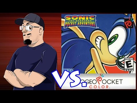 Johnny vs. Sonic Pocket Adventure