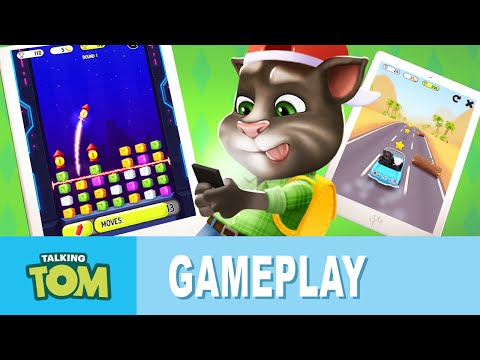 My Talking Tom - The Mini-games Guide