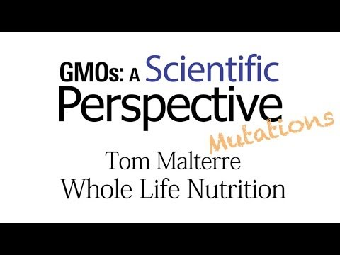 GMO's: A Scientific Perspective - Mutations