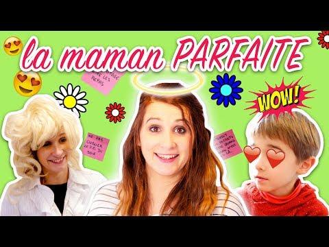 La maman PARFAITE ! - Angie la crazy série