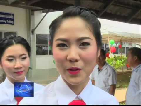 Laos National Television 18h - Ngay 17.09.2015