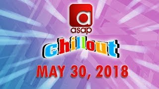 ASAP Chillout BTS May 30 2018