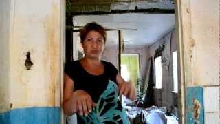 Рассказ очевидца Крымского наводнения(Беременная женщина рассказывает о спасении во время наводнения в Крымске 6-7 июля 2012г., 2012-07-25T18:40:35.000Z)