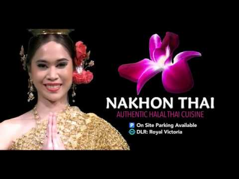 Nakhon Thai Restaurant Media Advert 60 Sec