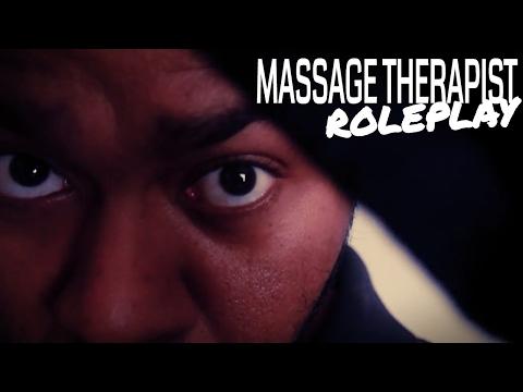 ASMR Face, Arm, Head, Neck & Shoulder Massage INTENSE Massage Gloves MASSAGE THERAPIST Roleplay