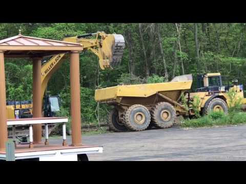 HTCI Construction Activity May 8, 2017