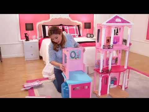 Barbie Dreamhouse - Ονειρεμένο σπίτι της Barbie