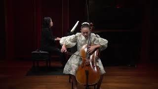 Saint-Saëns Concerto No. 1 in A minor, Op. 33, Allegro