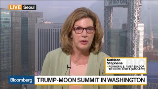 What to Expect From Trump-Moon Summit in Washington