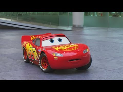 Cars 3 Mcqueen At Rust Eze Racing Center Movie Clip Youtube