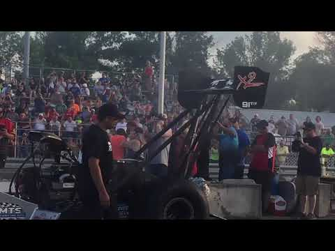 Eddyville Raceway Park Night of Fire 2019