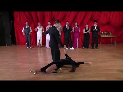 Зыков Илья & Семенова Кристина — BW B-Class Slow Finals at Sultans of Swing 2017