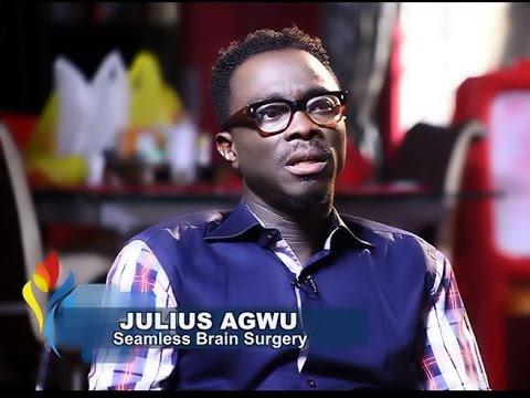 Julius Agwu Reveals more on his brain tumour experience