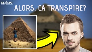 Ma Réponse à Squeezie  sur les Mystères des Pyramides