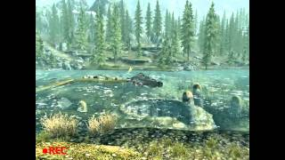 Monsters of Skyrim - The Monster Fish