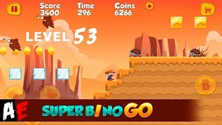Super Bino Go LEVEL 53