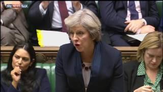 تحفظ بريطاني على استقبال لاجئين سوريين