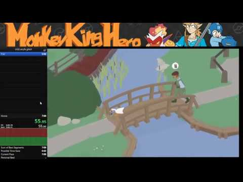 Untitled Goose Game speedrunner beats the game in under 7 minutes