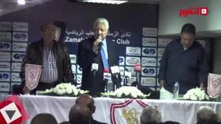 مرتضي منصور: أنا اللي أديت السفير الإسرائيلي بالجزمة (اتفرج)