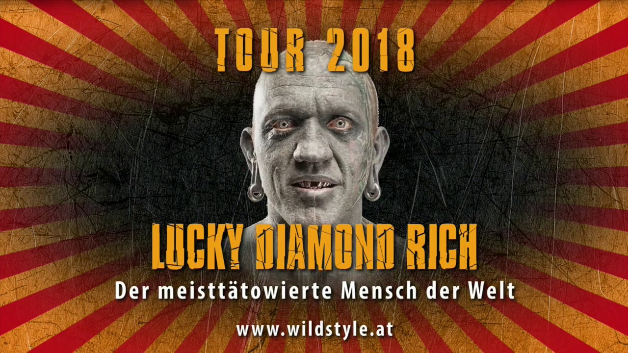 Wildstyle Tattoo Messe Herbst Tour 2018 Youtube