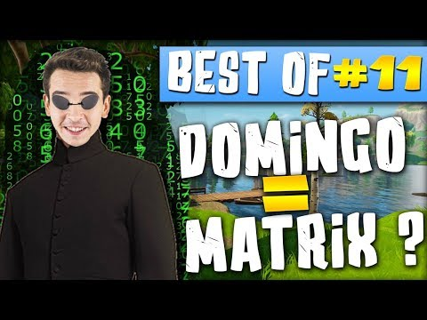 DOMINGO EST DANS MATRIX ? GOTAGA TRASHTALK KINSTAAR ► BEST OF FORTNITE FRANCE #11