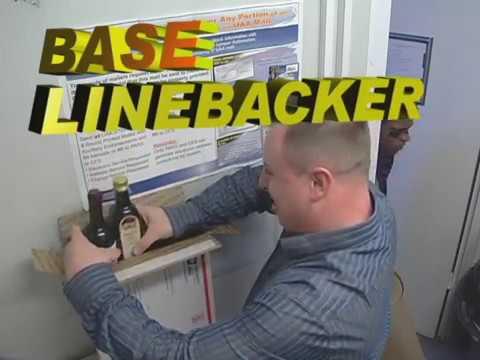 AFN Spot; Souda Bay Base Linebacker - Post Office