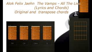Baixar Alok Felix Jaehn  The Vamps   All The  Lies Chords and Lyric