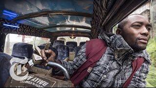 Take a Wild Ride on Kenya