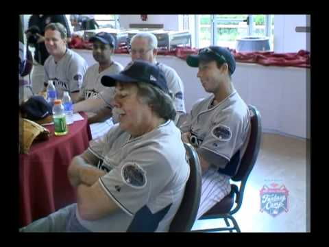2008 Bank of America Fantasy Camp at Yankee Stadium (the old)